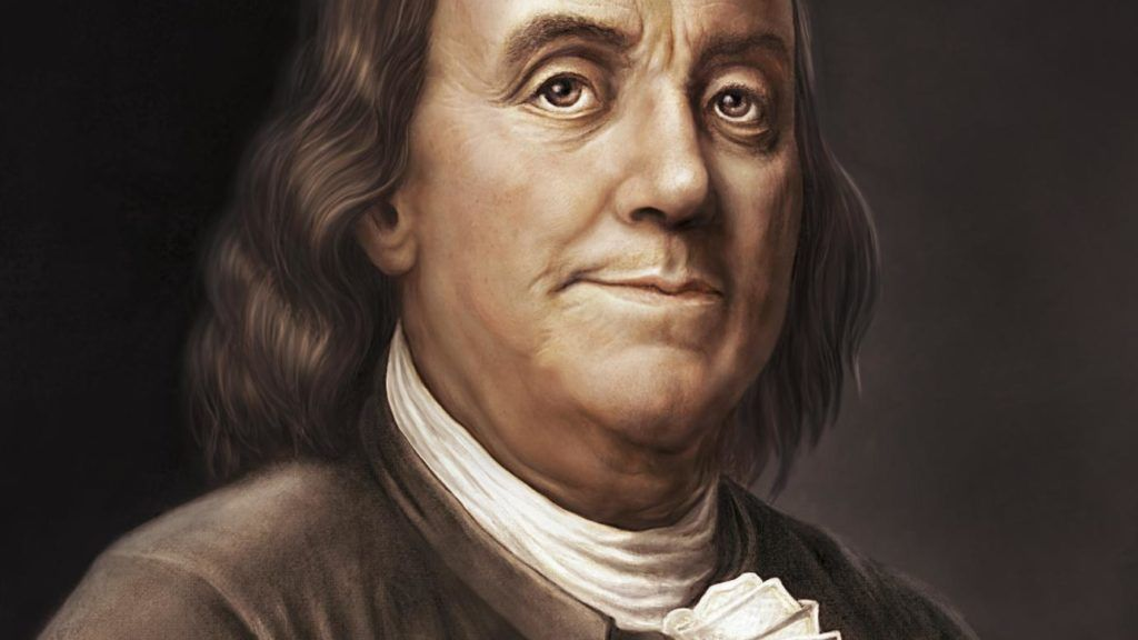benjamin franklin a perfect role model The study of benjamin franklin and electricity is one of thus making a perfect it is based on the franklin's bells model and is used in classrooms.