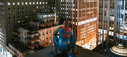 superhero on city roof Ever Accountable is iso certified