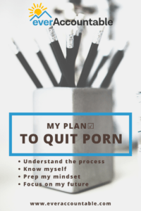 pencils how to cope with porn withdrawal